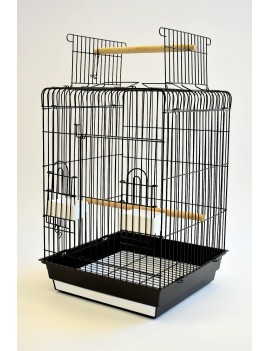 "18""X18"" Open Play Top Parrot Bird Cage"