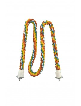 "51"" Zigzag Cotton Rope..."