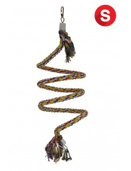 Bungee Cotton Rope Bird...