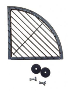Medium Bird Cage Corner Perch Platform Rest Shelf