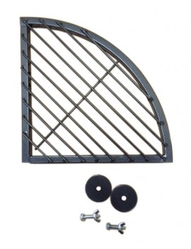 Large Bird Cage Corner Perch Platform Rest Shelf
