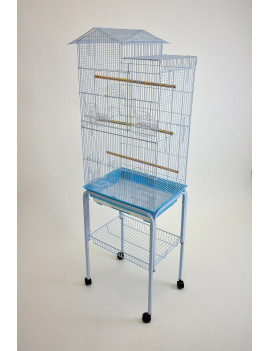 House Style Small Bird Cage...