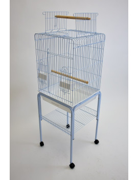 "18"" Open Top Parrot Cage..."