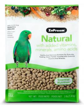 Zupreem Natural Medium/Large Bird Food (3lbs)
