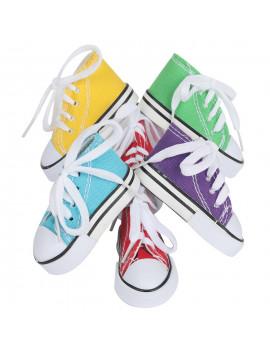 Sneaker Shoe Parrot Bird...