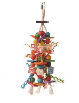 Parrot Bird Toy with ABC...