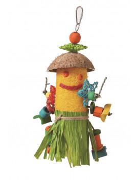 Hawaiian Style Loofah Man...