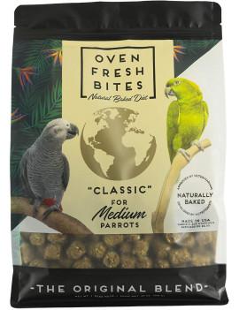 CAITEC Oven Fresh Bites Baked Avian Diet Medium (28 oz)