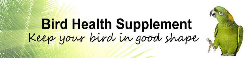 Health Supplements for Birds | Petsfella.com