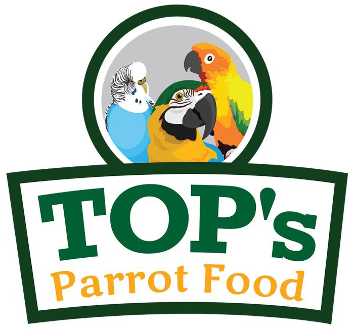 TOP's Totally Organic Parrot Food
